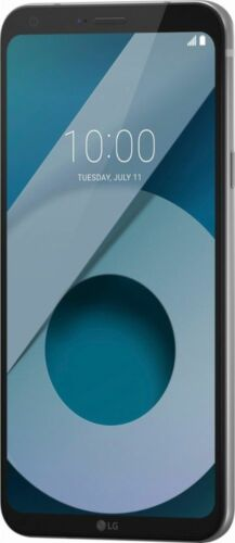 LG Q6 4G LTE with 32GB Memory Cell Phone (Unlocked) Platinum LG Q6