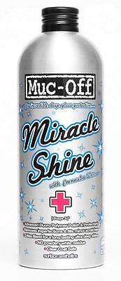 MUC-OFF Miracle Shine Polish with Carnuba Wax Spray 500ml Ca