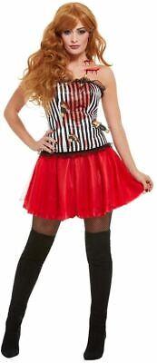 Deluxe Messer Werfer Assistent Kostüm, Damen Verkleidung, UK - Kostüme Assistent