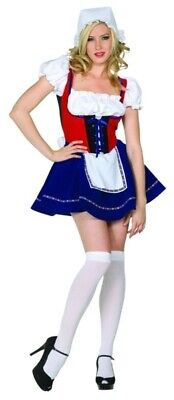 Adult Swiss Miss Costume