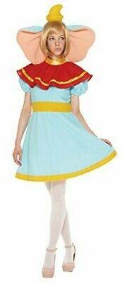 Disney Dumbo Costume Ladies 155cm-165cm RUBIES Lou beads 95627 - Disney Dumbo Kostüm