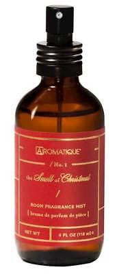 THE SMELL OF CHRISTMAS Aromatique Pump Room Spray 4 oz - bro