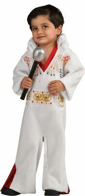 Costumes Little Rock (ELVIS little king rock n' roll  toddler famous boys halloween costume 1 2)