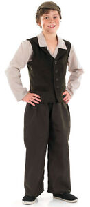 BOYS-VICTORIAN-EDWARDIAN-SCHOOL-BOY-FANCY-DRESS-UP-COSTUME-OUTFIT-NEW-AGE-4-12