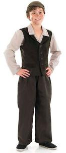 BOYS-VICTORIAN-EDWARDIAN-SCHOOL-BOY-FANCY-DRESS-UP-COSTUME-OUTFIT-NEW-AGE-4-12