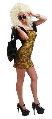 Girl Pimp Costume (Sexy Money Honey Working Girl Pimp Adult)