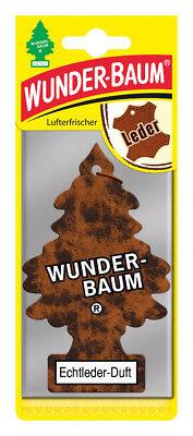 1,50€//Einheit 6x WUNDER-BAUM® Kokos Auto Duft Lufterfrischer Kokosnuss Coconut
