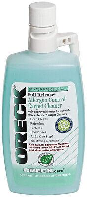 Oreck Carpet Cleaner Shampoo Cartridge 4003203 - Brand (Oreck Carpet Shampoo)