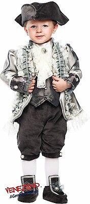 Italienische Herstellung Jungen Reich Tudor Lord Karneval Buch Kostüm Outfit - Karneval Kostüm Hersteller
