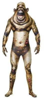 Verkleidung Boil Monster Erwachsene Kostüm Körperanzug Morph-Anzug Alien Warrior