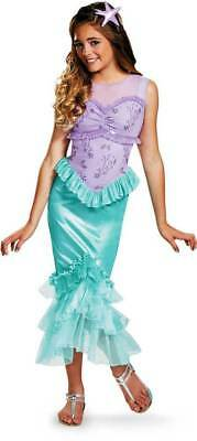 Disney Ariel Princess Little Mermaid - Dress Up Child Halloween Costume  Med 7-8](Disney Dress Up Princess)