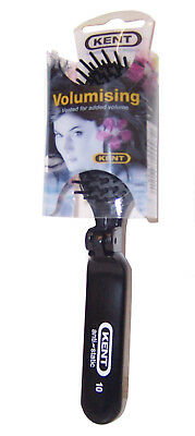 Kent AS10 Volumising Hair Brush Small Folding Hairbrush