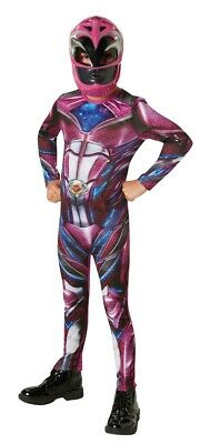 Pink Power Ranger Kinderkostüm NEU - Mädchen Karneval Fasching Verkleidung Kostü
