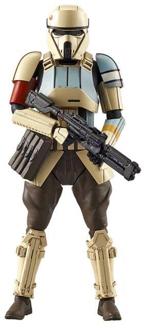 Bandai Star Wars Shore Trooper 1/12 scale plastic model kit -free P&P Japan f/s