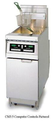 Frymaster Ph155 - 50 Lb. Gas Fryer Floor Model Ng - 80000 Btu