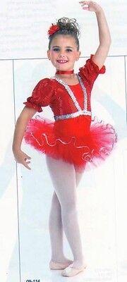 Beloved Dance Costume Ballet Tutu Nutcracker CHRISTMAS Dress Clearance Child 6x7