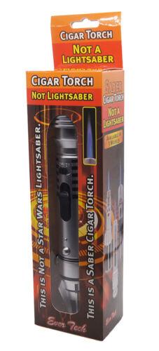 "9.1"" Ever Tech Saber Cigar Torch w/ Individual Box"