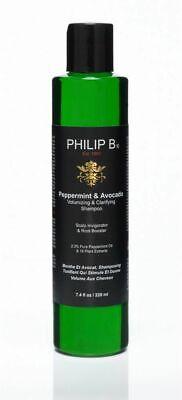 Volumizing & Clarifying Peppermint & Avocado Shampoo, Philip B, 7.4 oz