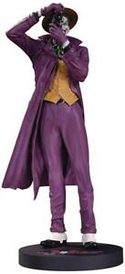 USED DC Collectibles Designers Series The Joker by Brian Bolland Statue Condtion: Missing the Camera