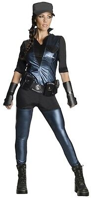 Womens Mortal Kombat Costumes (Mortal Kombat X Sonya Blade Adult Womens)