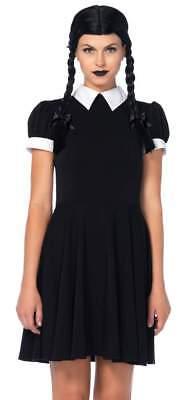 Gothic Darling 2Pc Black & Wht