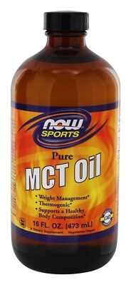 Now Foods   Pure Mct Oil   16 Fl  Oz