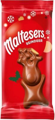 NESTLE MALTESERS MILK CHOCOLATE  REINDEERS 32 X 29g BEST BEFORE 20/09/2020