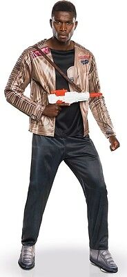 Costume Man FINN Licence M Great Hero Star Wars 7 Film NEW Cheap - Great Cheap Costumes