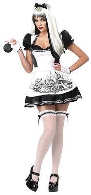 Dark Alice in Wonderland Adult Sexy Costume - Alice In Wonderland Dark Costume
