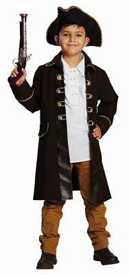 Rub - Kinder Kostüm Piratenmantel Pirat Karneval - Kinder Piraten