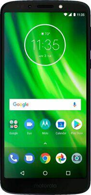 Motorola Moto G6 Play Smartphone (Unlocked) 32GB - Deep Indigo (READ) - VG