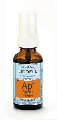 Appetite Increase Liddell Homeopathic 1 oz Liquid Homeopathic 1 Ounce Liquid