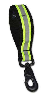 Lightning X Heavy-Duty Firefighter Turnout Gear Glove Strap w/Reflective