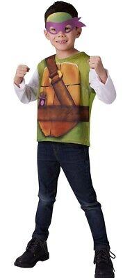 TMNT Donatello Party Shirt für Kinder NEU - - Tmnt Kostüme Für Kinder