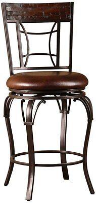 Hillsdale 4702-826 Granada Swivel Counter Stool NEW ()