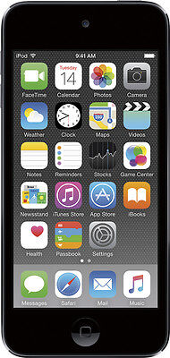 Ipod Touch - Open-Box Excellent: Apple - iPod touch® 32GB MP3 Player - Space Gray
