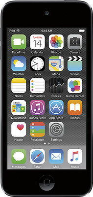 Ipod Touch - Open-Box Excellent: Apple - iPod touch® 128 GB MP3 Player (6th Generation - L...
