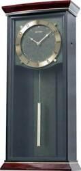 WSM Brighton Wall Clock by Rhythm Clocks