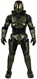 Master Chief costume FOR SALE (£350)
