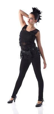 Addicted To Love Costume Belt & Feather Headdress Dance Hip Hop Child & Adult](Hip Hop Costumes)