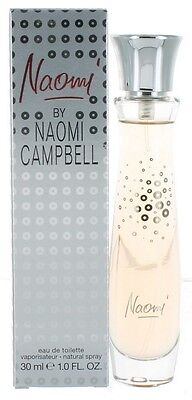 Naomi By Naomi Campbell For Women Edt Perfume Spray 1 Oz  New In Box