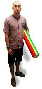 Practitioner Grade Foam Rollers - Rainbow - Box 6 - 60cm x 15cm Maryville Newcastle Area Preview