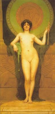 Ölbilder Ölgemälde Gemälde Campaspe 40x80cm