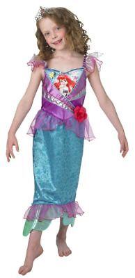 Rub - Disney Prinzessin Kinder Kostüm Arielle mit - Disney Arielle Kostüm