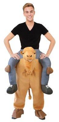 Kamelreiter Huckepack Kostüm für Erwachsene NEU - Herren - Kamel Kostüm