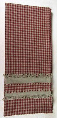 Полотенца, кухонные полотенца Country Newbury Gingham