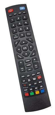 Fernbedienung passend für Blaupunkt LCD LED Fernsehen TV 3D Taste Fernseher