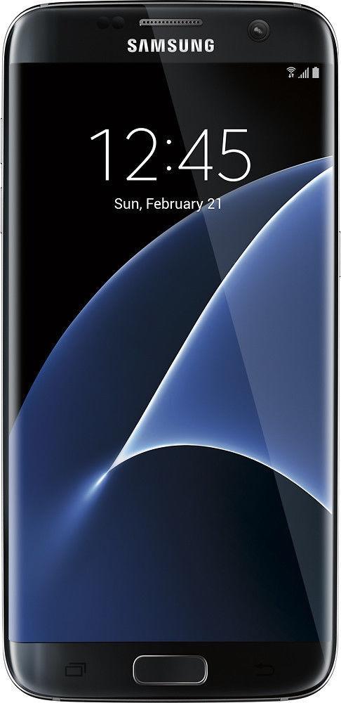 Samsung Galaxy S7 edge SM-G935 - 32GB - Black Onyx (Verizon) Smartphone