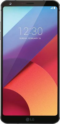 New LG G6 - 32GB  LGUS997 - Astro Black 4G LTE Factory Unlocked  Smartphone