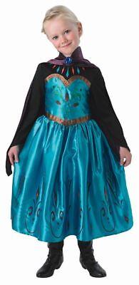 Rub - Disney Eiskönigin Kinder Kostüm Prinzessin Elsa (Prinzessin Elsa Krönung Kostüm)
